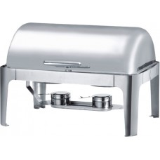 Economic Oblong Roll Top Chafing Dish