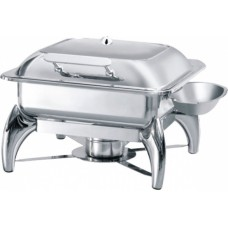 2/3 Square Induction Chafing Dish