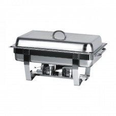 Oblong Chafing Dish Lift Lid