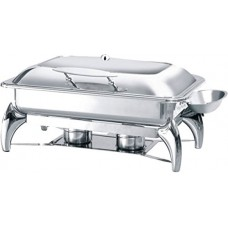 G-N 1/1 Induction Chafing Dish Glass Lid