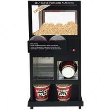 Self Serve Popcorn Machine